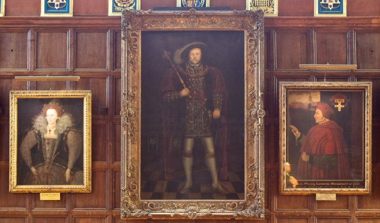 ChristChurchHenry8thPortrait
