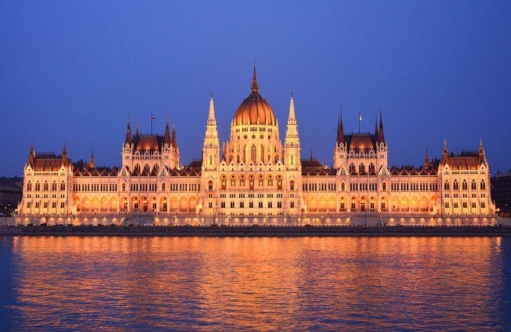 BudapestParliament