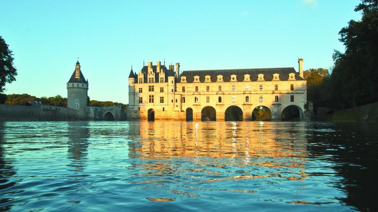 ChateauChenonceauLoire