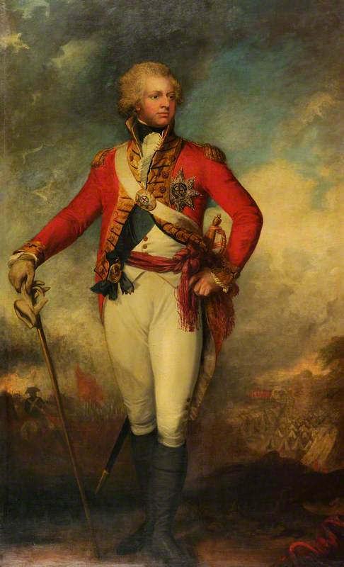 Brown, Mather, 1761-1831; Frederick Augustus (1763-1827), Duke of York