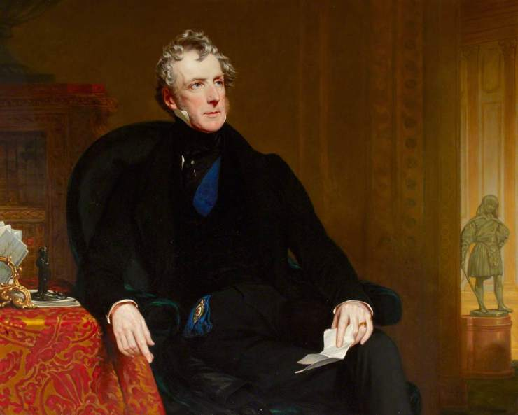 Corden II, William, c.1820-1900; George Granville Sutherland-Leveson-Gower (1786-1861), 2nd Duke of Sutherland, KG, DCL