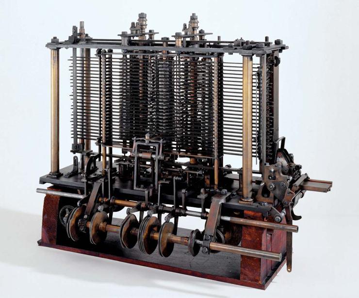 BabbageEngine