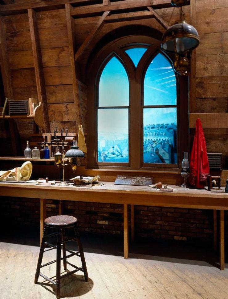 Laboratory of Alexander Graham Bell, Boston